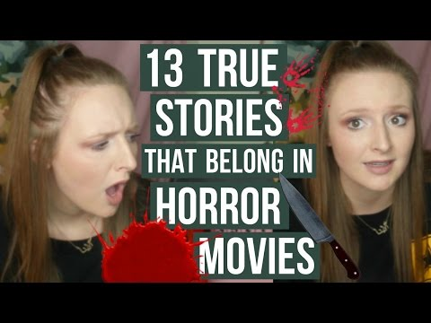 13 HORRIFIC, TERRIFYING TRUE STORIES THAT PEOPLE ACTUALLY SURVIVED | alaina