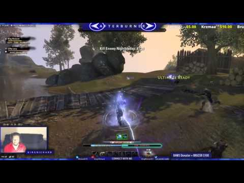 how to play group in eso pvp