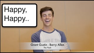 Comic-Con: Grant Gustin Teases The Flash S4!