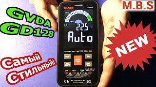 Мультиметр GVDA GD128 умный прибор с Алиэкспресс Отличия от GD118