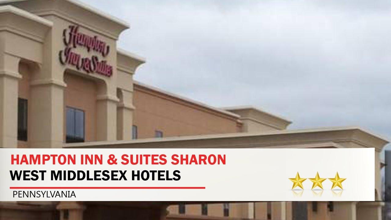 Hampton Inn Suites Sharon West Middle Hotels Pennsylvania