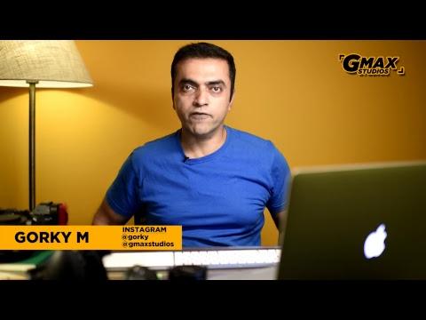 GMax Studios LIVE   Hindi Photography chat   21st April, 2018