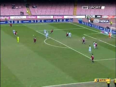 Napoli-Genoa 0-1    22/02/09