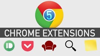 5 Chrome Extensions You Should Install thumbnail