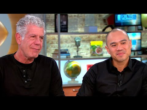 Chef James Syhabout and Anthony Bourdain on the secrets behind Lao cuisine