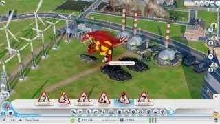 Прохождение Sim City The End