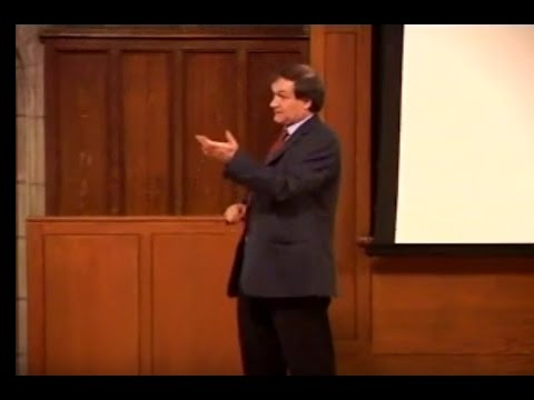 Roger Penrose - Fashion, Faith and Fantasy - Lecture 1