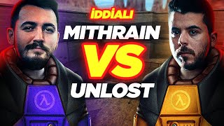MITHRAIN vs UNLOST - PUBGye Benzemez Half-Life Crossfire Günlükleri 16