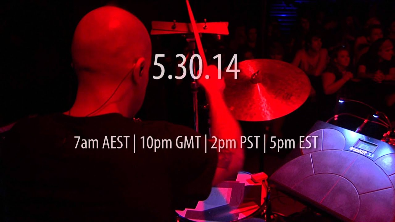 8 Pst To Aest exclusive premiere: nostalghia live in sydney coming may 30, 2014