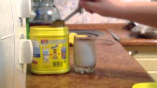 Как приготовить какао(1.бирем молоко,ложка и любой стакан., 2015-01-12T18:52:59.000Z)