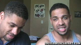 GNC Amplified Wheybolic Extreme 60 Whey Protein Supplement Review @hodgetwins