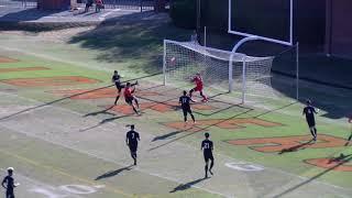 Tusculum Men's Soccer highlights vs Anderson Nov  10, 2019