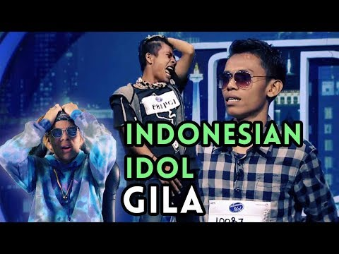 INDONESIA IDOL GILA! Sampe Bikin Kesel.....