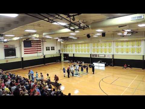 Copy of lawson high school drumline trenton perfofmance 2014