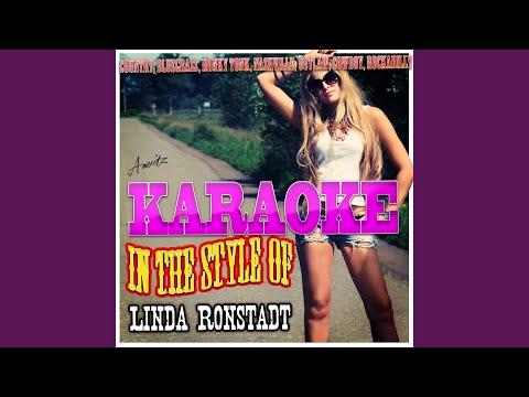 Love Has No Pride (In The Style Of Linda Ronstadt) (Karaoke Version)