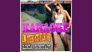 Love Has No Pride (In the Style of Linda Ronstadt) (Karaoke Version)