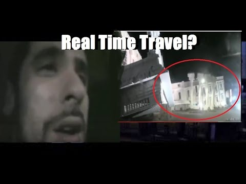 TIME TRAVELING PROOF! MUST WATCH! [Real Life Incidents]