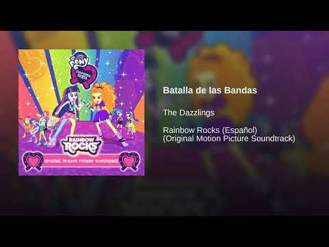 Battle Of The Bands-(German)-MLP Equestria Girls Rainbow Rocks *The Dazzlings Full Soundtrack*