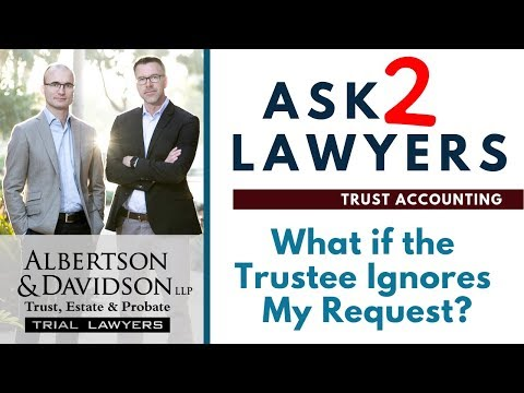 Ask 2 Lawyers:
