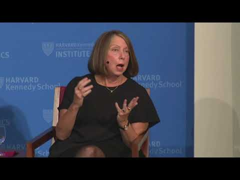 "Jill Abramson: ""Truth has to get louder"""