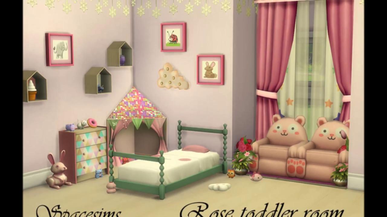 Los sims 4 descarga de muebles para infantes parte 1 youtube for Mods sims 4 muebles