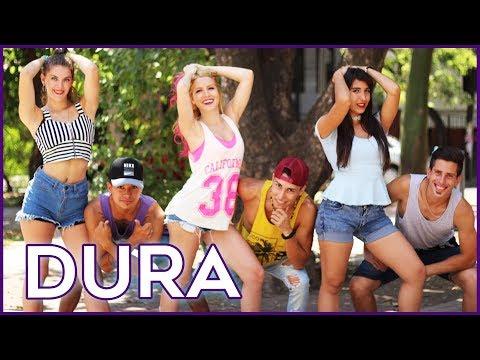 Daddy Yankee - DURA | Coreografia | A bailar con Maga