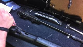 Dressing up a Hi-Point Carbine with an ATI Stock