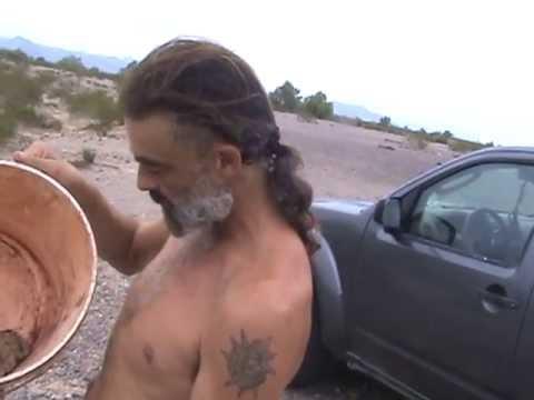 release of beautiful rare sidewinder in la paz county arizona