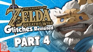 Duplicating Hearts & More - Glitches in Breath of the Wild Revisited - Part 4 - DPadGamer