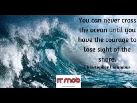 quotes about the sea/ocean