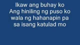 ikaw ang buhay ko..song by piolo pascual