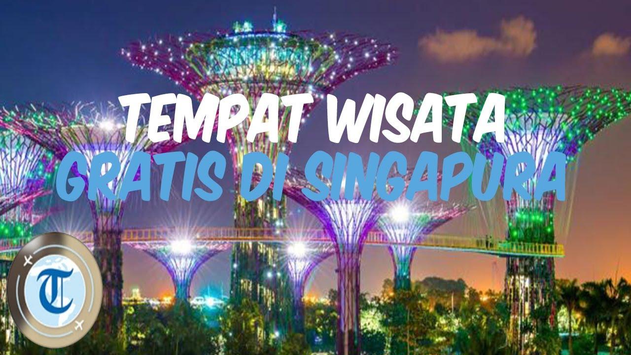 7 Tempat Wisata Gratis di Singapura untuk Liburan Akhir Tahun