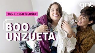 Tour Pelo Closet da Boo Unzueta | Fernanda Paes Leme