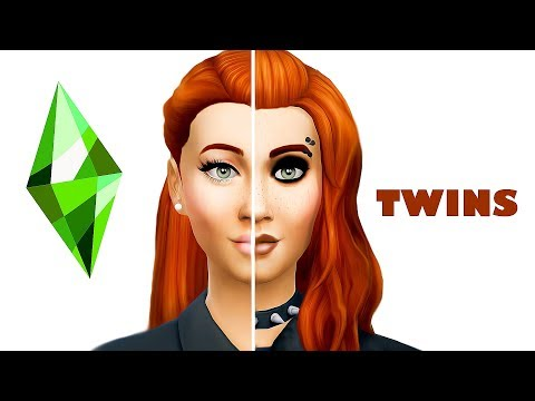 This Is How I WANT The Pleasant Twins To Look.
