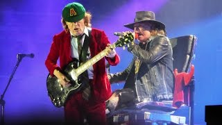 "AC/DC - GOT SOME ROCK AND ROLL THUNDER - Lisbon 07.05.2016 (""Rock Or Bust""-Worldtour 2016)"