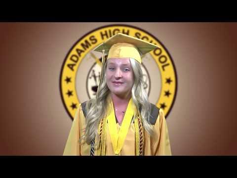 Rochester Adams High School Graduation 2020