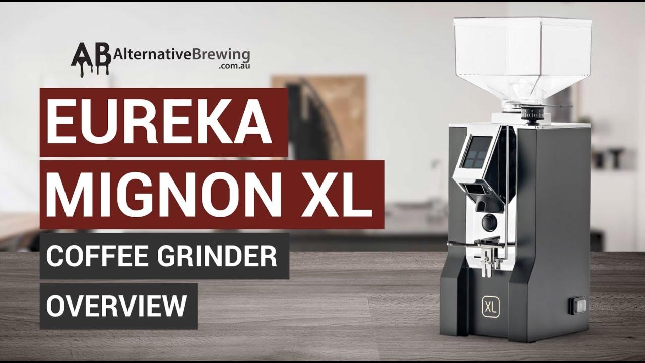 Eureka Oro Mignon XL 65E Coffee Grinder Overview
