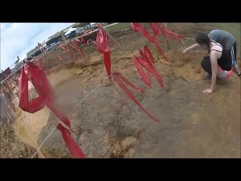 Muddy Mayhem (Warrior Dash - Budd's Creek, MD 2013)