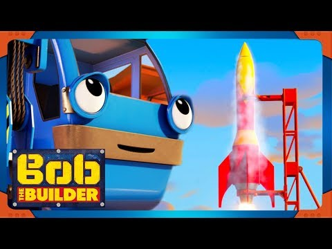 Bob the Builder | Smallest Rocket in Orbit! 🚀 Spacey Compilation - 1 Hour ⭐ Cartoons for Kids