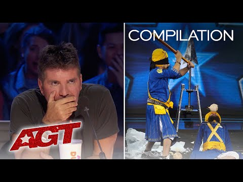 Shocking Talent That You CAN'T Look Away From! - America's Got Talent 2020
