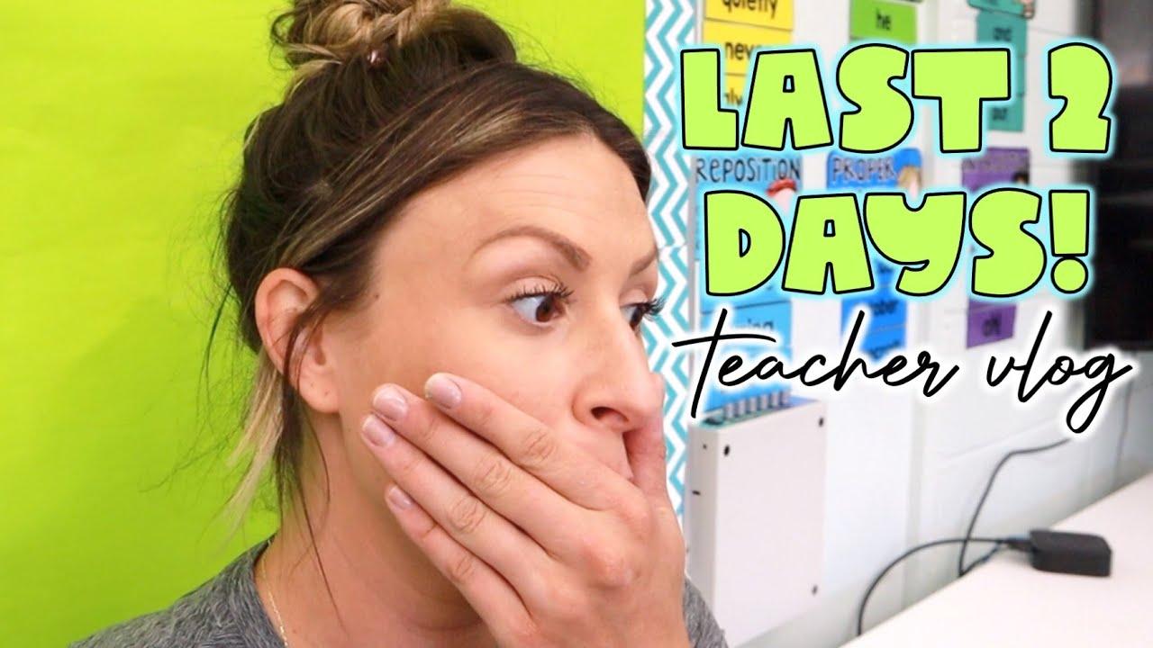 HUGE TEACHER FAIL...on the last day of school.