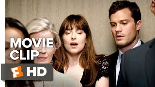 Fifty Shades Darker Movie CLIP - Date Night (2017) - Dakota Johnson Movie