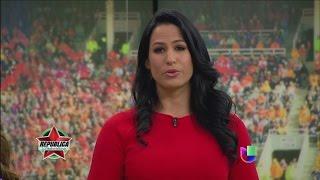 Alba Galindo se despide de la República Deportiva