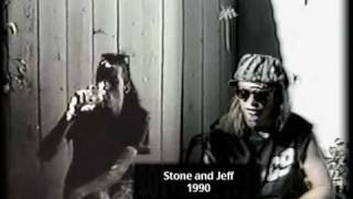 Stone Gossard and Jeff Ament talk about their future after Mother Love Bone