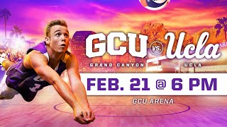 GCU Men's Volleyball vs UCLA February 21, 2020