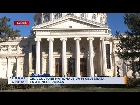 Ziua Culturii Naționale va fi celebrată la Ateneul Român