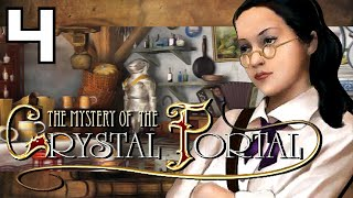 YAY Mystery of The Crystal Portal - 4 - Touching All Yer Stuff