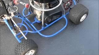 Amsoil Barstool Racer Custom