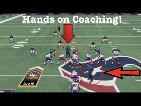 Madden 18 NOT Top 10 Plays Of The Week Episode 32 - NFL Coaches Yelling At Players During The Play!