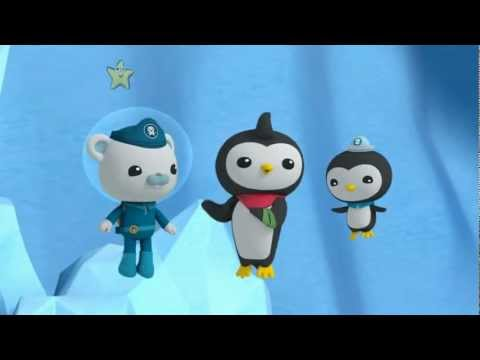 Octonauts Christmas Special S1e51 The Great Penguin